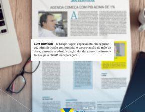 Viper na Mídia: empresa é destaque na coluna de Jocélio Leal (O POVO)