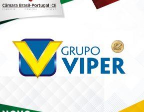 Grupo Viper associa-se à Câmara de Comercio Brasil-Portugal