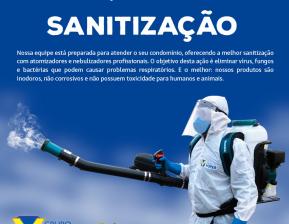 Sanitização – Conheça o Processo