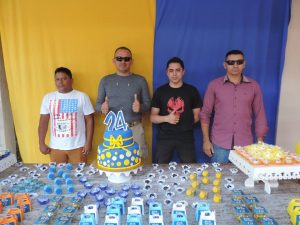 Membros da ViperFort Segurança são campeões em Campeonato de Tiro ao Alvo. (Foto: Divulgação)